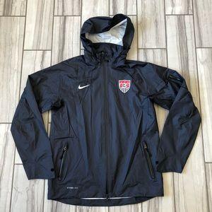 NWOT Nike US national soccer team Storm-Fit jacket